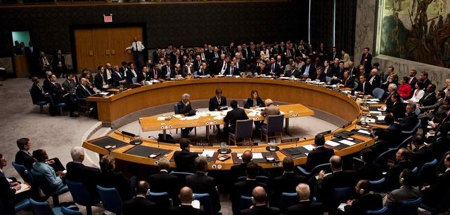 DISPUTA EN LA ONU