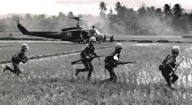 se determina el envio de mas tropas a vietnam (GV)