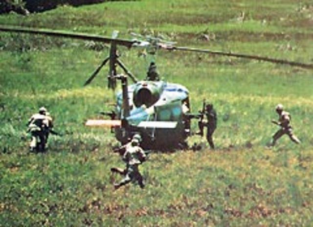 inicio de la retirada de tropas de EEUU (GV)