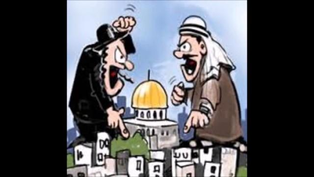 árabes vs israelitas