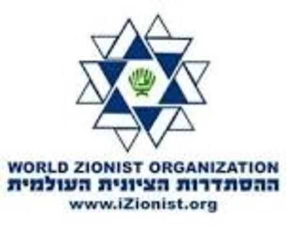 CONFLICTO ARABE ISRAELI - Fundacion de la Organizacion Sionista Mundial