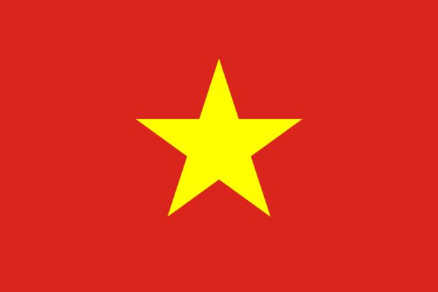 El país se reunifica  bajo el gobierno comunista