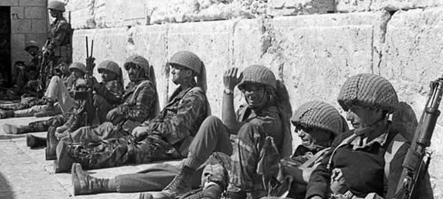 CONFLICTO ARABE ISRAELI - guerra de los seis dias