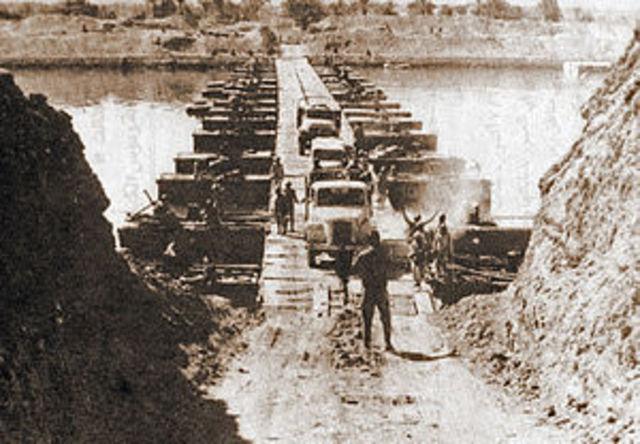 CONFLICTO ARABE ISRAELI - guerra de Yom Kipur