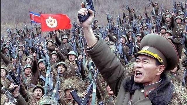 comienza la guerra de corea: (GC)