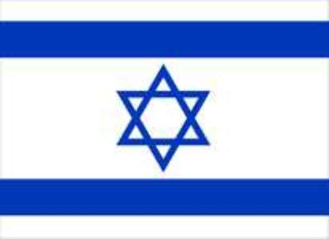 se crea a el estado de israel