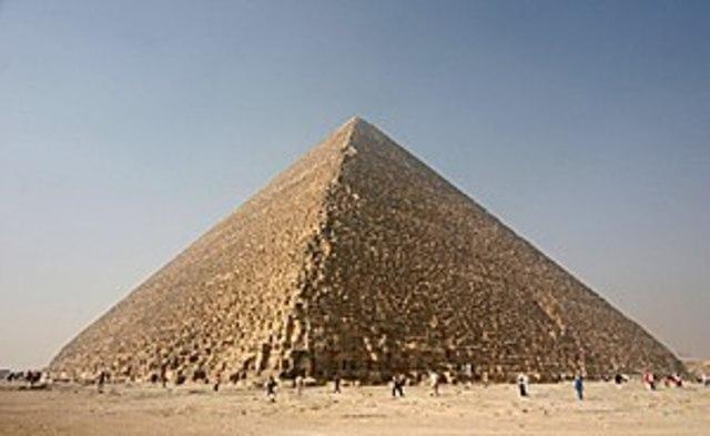 Piràmide de Kheops