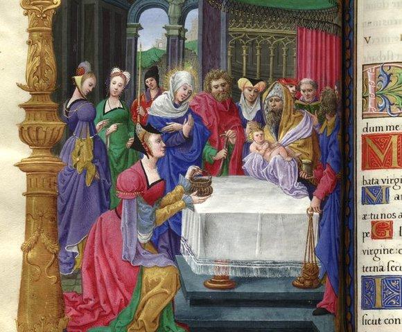 400, Libros manuscritos iluminados.