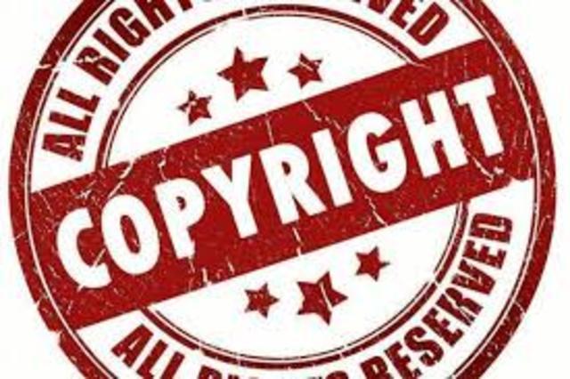 1763, Primera ley de derechos de autor.
