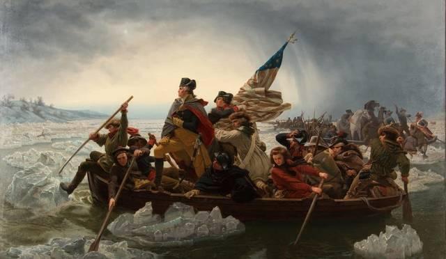 Inizio guerra tra i coloni americani e l'Inghilterra