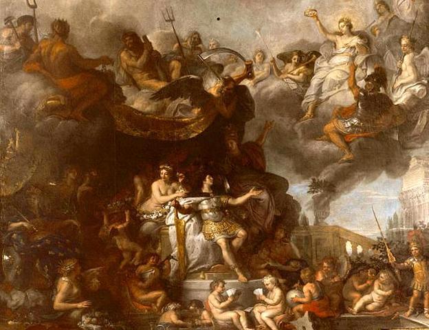 Apoteosi di Luigi XIV