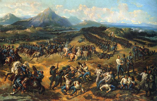 Prima guerra di Indipendenza