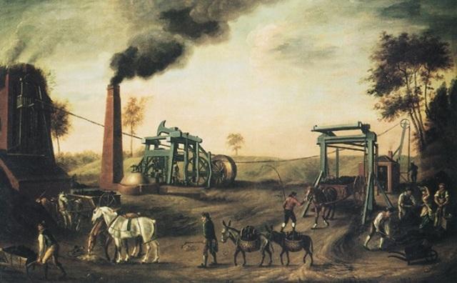 Fine rivoluzione industriale inglese