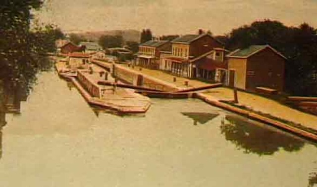 Erie Canal created