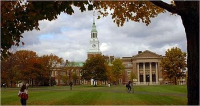 Dartmouth College v Woodward
