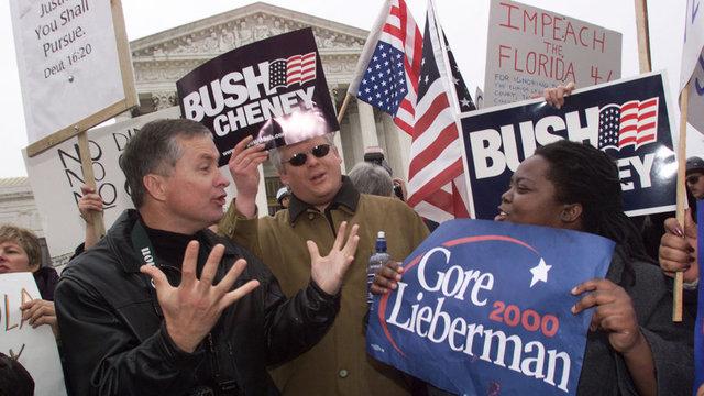 Bush Vs Gore SCOTUS