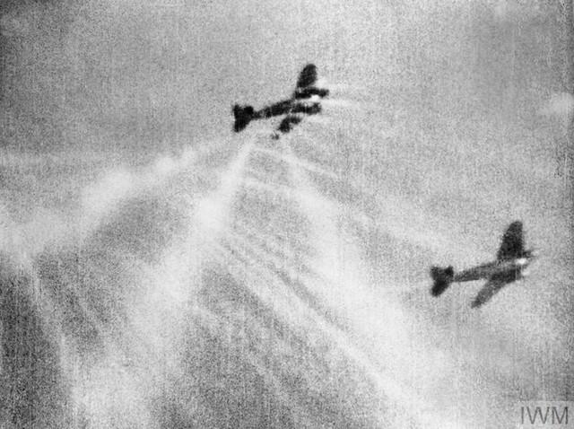 Battle of Britain (Photo) 25 September 1940.