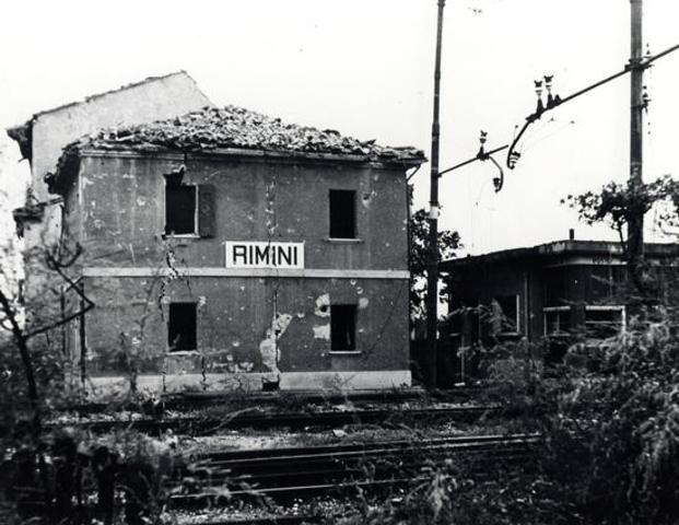 Italian Campaign (Photo) September 1944.