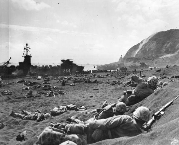 Iwo Jima (Photo)