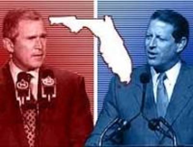 Bush vs. Gore (SCOTUS case)
