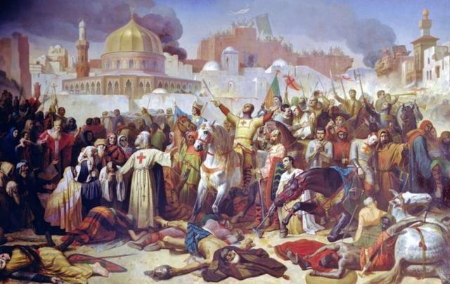 Начало Первого крестового похода