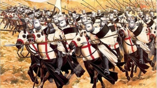Начало второго крестового похода