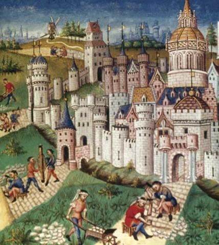 Inici de l'Edat Mitjana(S.V - S.XV)
