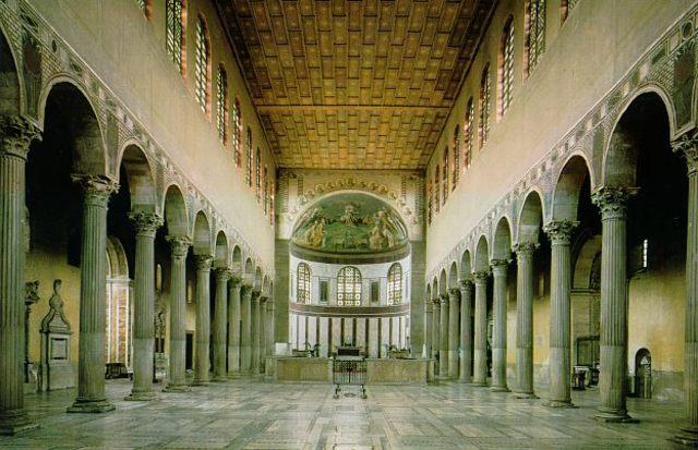 Basílica de Santa Sabina