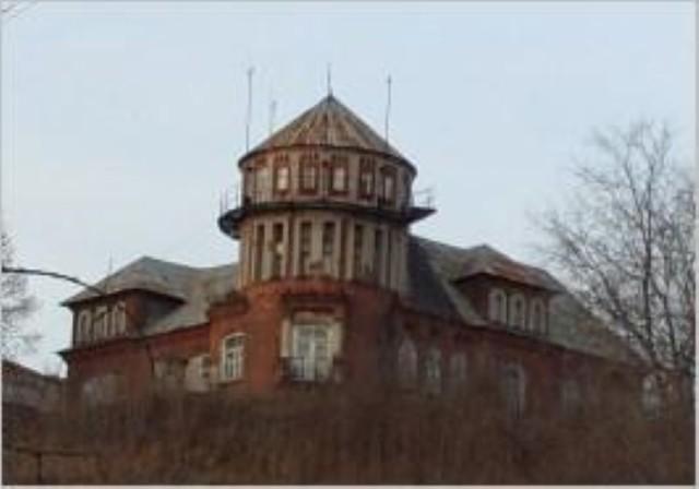 Заволжский городской музей, первый особняк Бурнаевых – Курочкиных