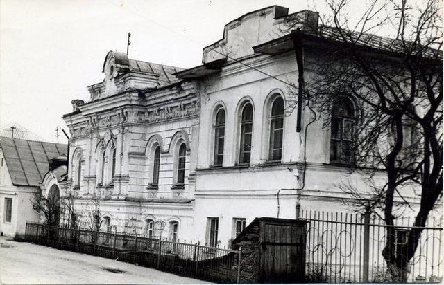 Дом Дороднова и Сидорова в Приволжске