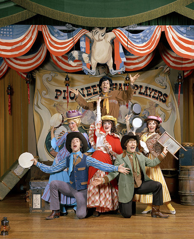 The Hoop-Dee-Doo Musical Revue Debuts
