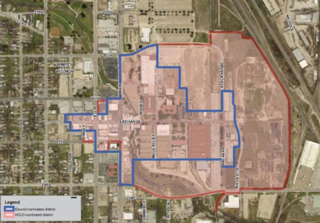 Historic District Vision Briefing
