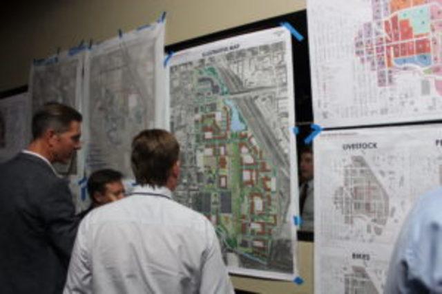 Work in Progress Presentation & Public Engagement