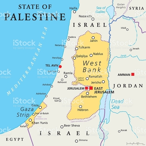 West Bank and the Gaza Strip