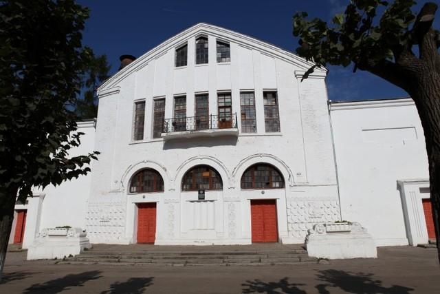 Музей театра в г. Южа