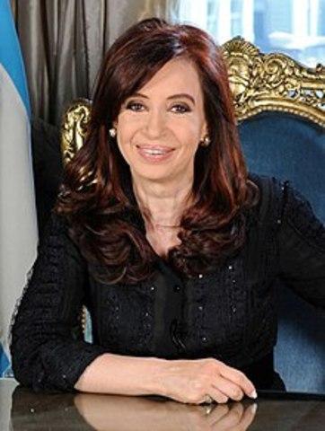 Presidencia de Cristina Fernandez de Kirchner