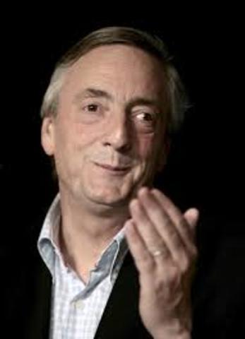 Fallecimiento de Nestor Kirchner