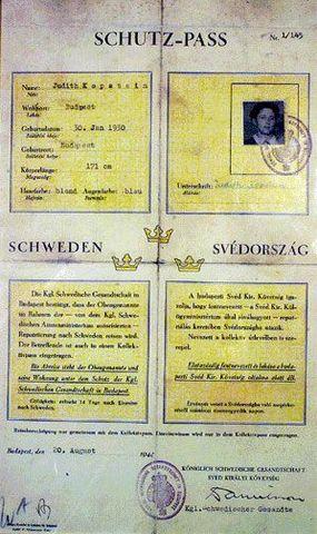 The Schutz pass