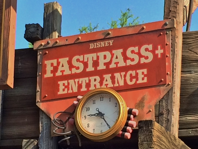 Disney Implements FastPass Service
