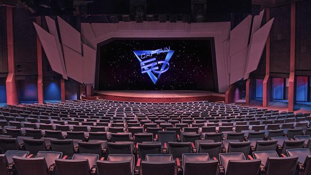 Disney World Debuts First 4D Film