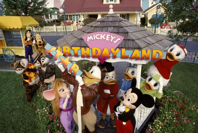 Magic Kingdom Opens New Attraction: Mickey's Birthdayland