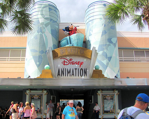 Feature Animation Florida Opens