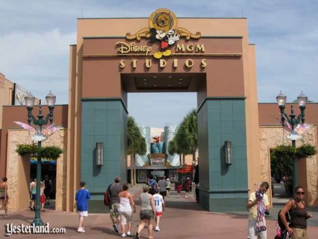 Disney-MGM Studios Open
