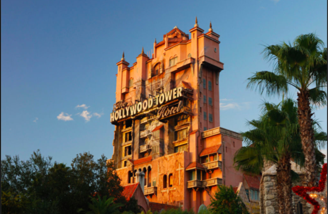 The Twilight Zone: Tower of Terror Ride Opens