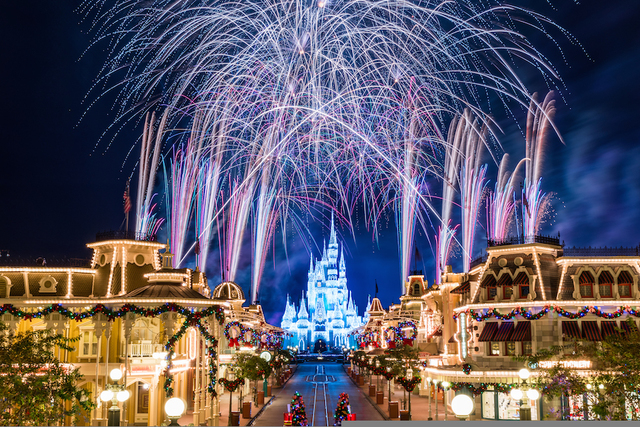 Magic Kingdom Debuts its First Nighttime Fireworks Show: Wishes