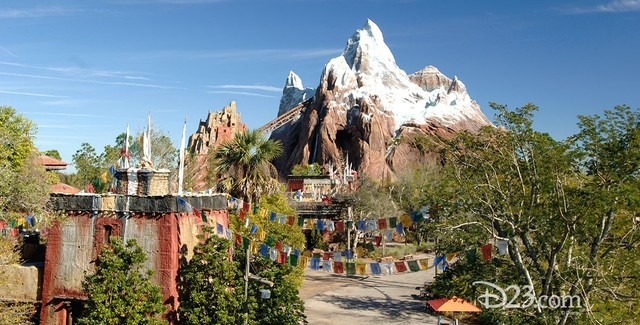 New Attraction/Ride: Expedition Everest Opens at Animal Kingdom