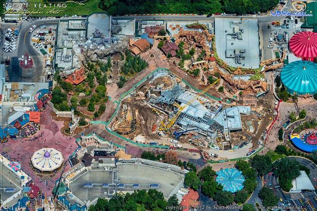 Disney Announces New Expansion Plans to Magic Kingdom