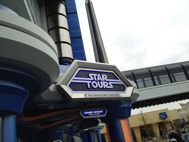 New Attraction, Star Tours: The Adventures Continue, Opens at Hollywood Studios
