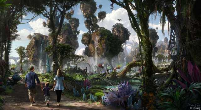 Disney Announces Plans to Create New Land at Animal Kingdom