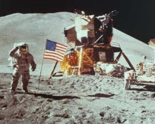1st Man on the Moon